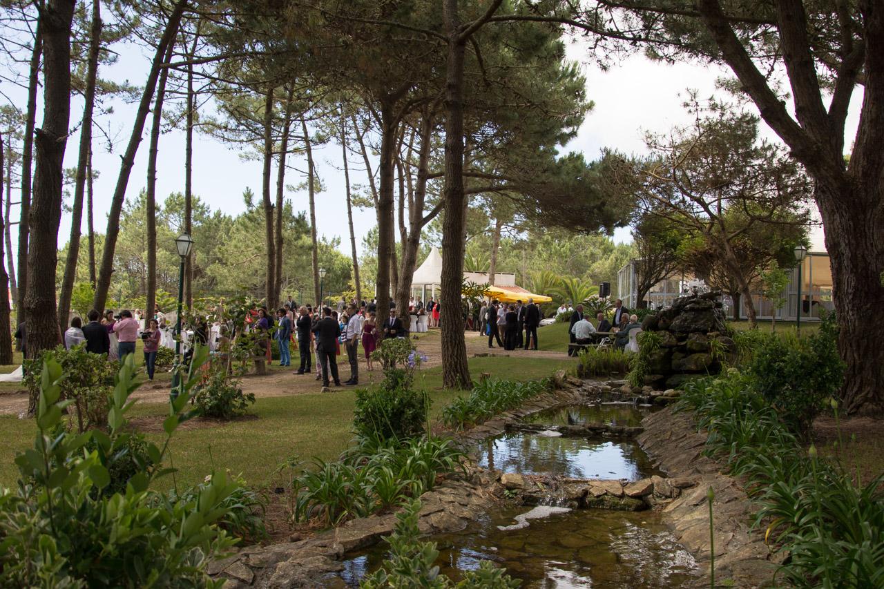 Jardim Quinta de Santa Maria